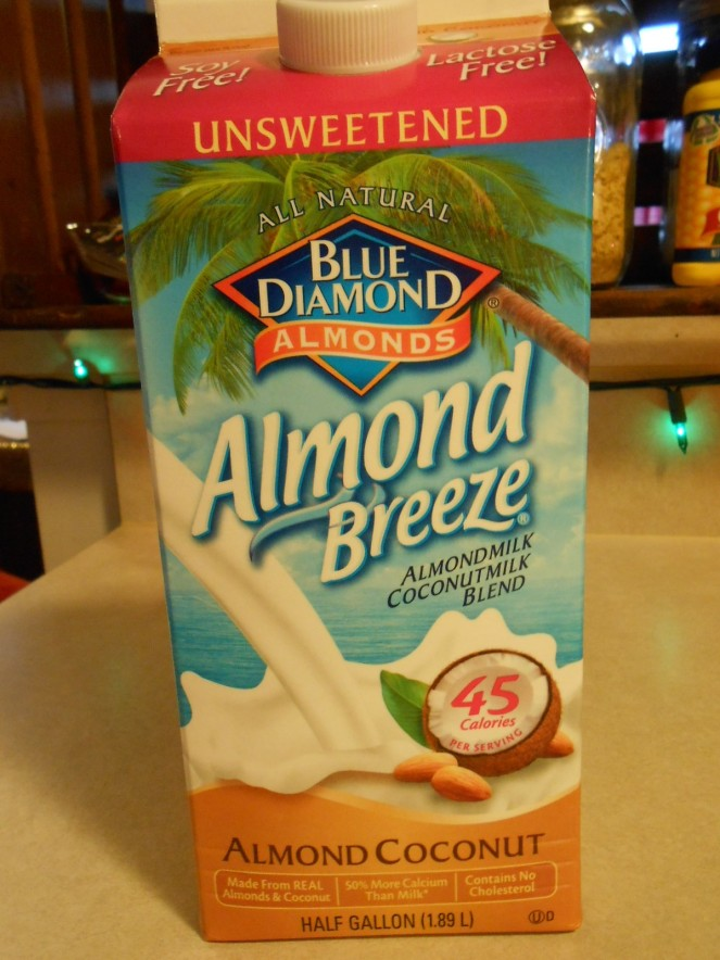 ALMOND COCONUT MILK