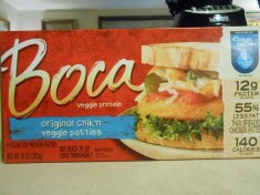 BOCA BURGER BOX