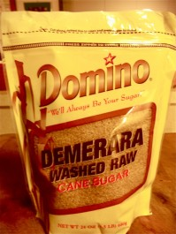 DOMINO RAW SUGAR