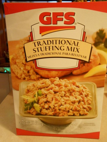 GFS STUFFING MIX