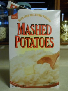 KARLIN INSTANT MASHED POTATOES