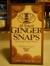 SWEETZELS GINGER SNAPS