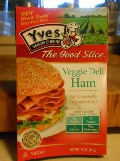 Yves Veggie Deli Ham