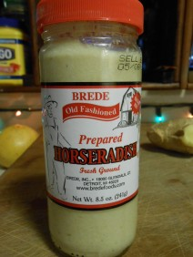 BREDE HORSERADISH