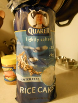 QUAKER RICE CAKES