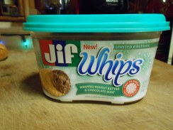 jif chocolate mint whip