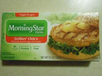 morningstar chik'n grillers