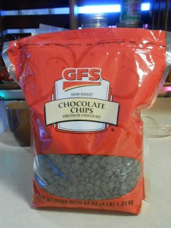 GFS CHOCOLATE CHIPS
