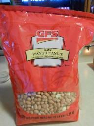 GFS SPANISH PEANUTS