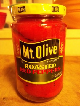 MT. OLIVE ROASTED PEPPERS