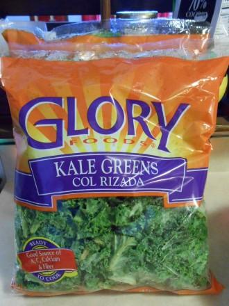 GLORY KALE GREENS