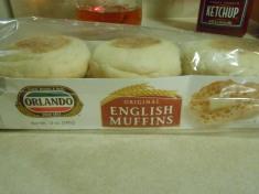ORLANDO ENGLISH MUFFINS
