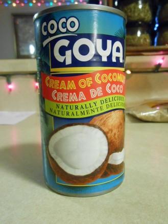 GOYA CREAM OF COCONUT