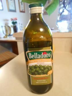 BELLADORA EXTRA VIRGIN OLIVE OIL