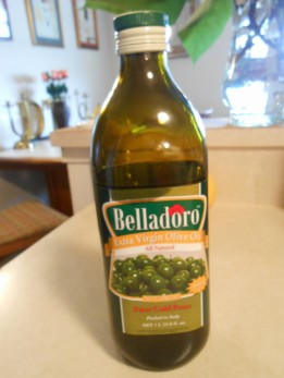 BELLADORA EXTRA VIRGIN OLIVE OIL