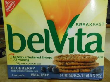 BELVITA BREAKFAST COOKIES