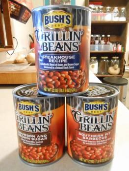 BUSH'S GRILLIN' BEANS