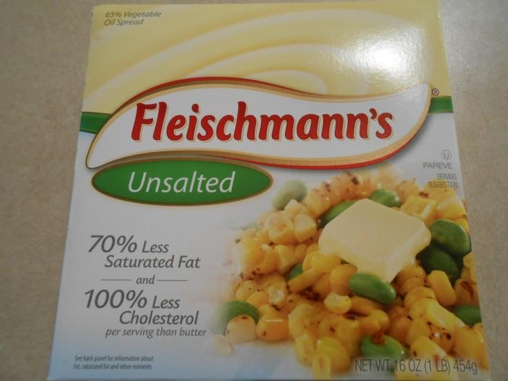 FLEISHMAN'S MARGARINE UNSALTED