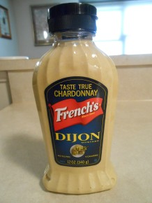 FRENCH'S DIJON WITH CHARDONNAY