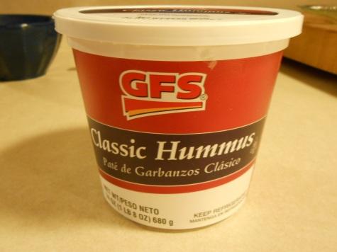 GFS HUMMUS