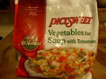 PICTSWEET SOUP VEGGIES