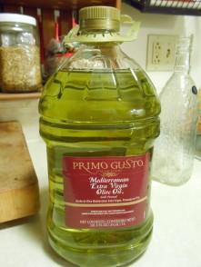PRINMO GUST EXTRA VIRGIN OLIVE OIL