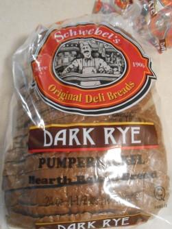 SCHWERBLES DARK RYE PUMPERNICKEL
