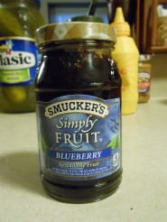 SMUCKER'S SIMPLY FRUIT