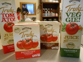 TRULY DEI FRATELLI TOMATO PRODUCTS