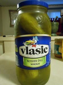 VLASIC KOSHER DILL PICKLES