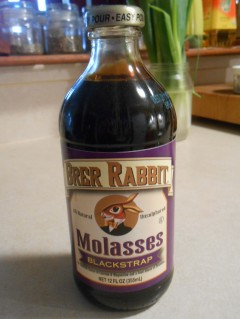 BRER RABBIT MOLASSES