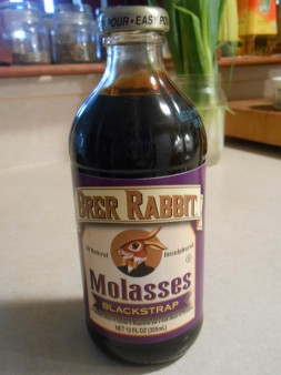 BRER RABBIT MOLASSES