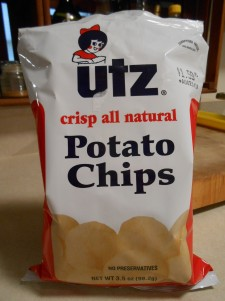 UTZ POTATO CHIPS