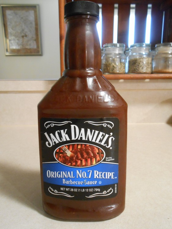 JACK DANIEL'S NO. 7 ORIGINAL BARBECUE SAUCE