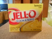 JELLO LEMON PIE FILLING