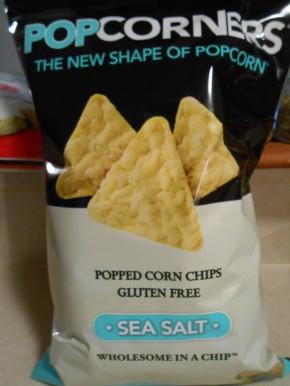 POP CORNERS SEA SALT