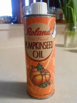 ROLAND PUMPKINSEED OIL
