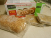 GARDEIN HOLIDAY ROAST PKG.