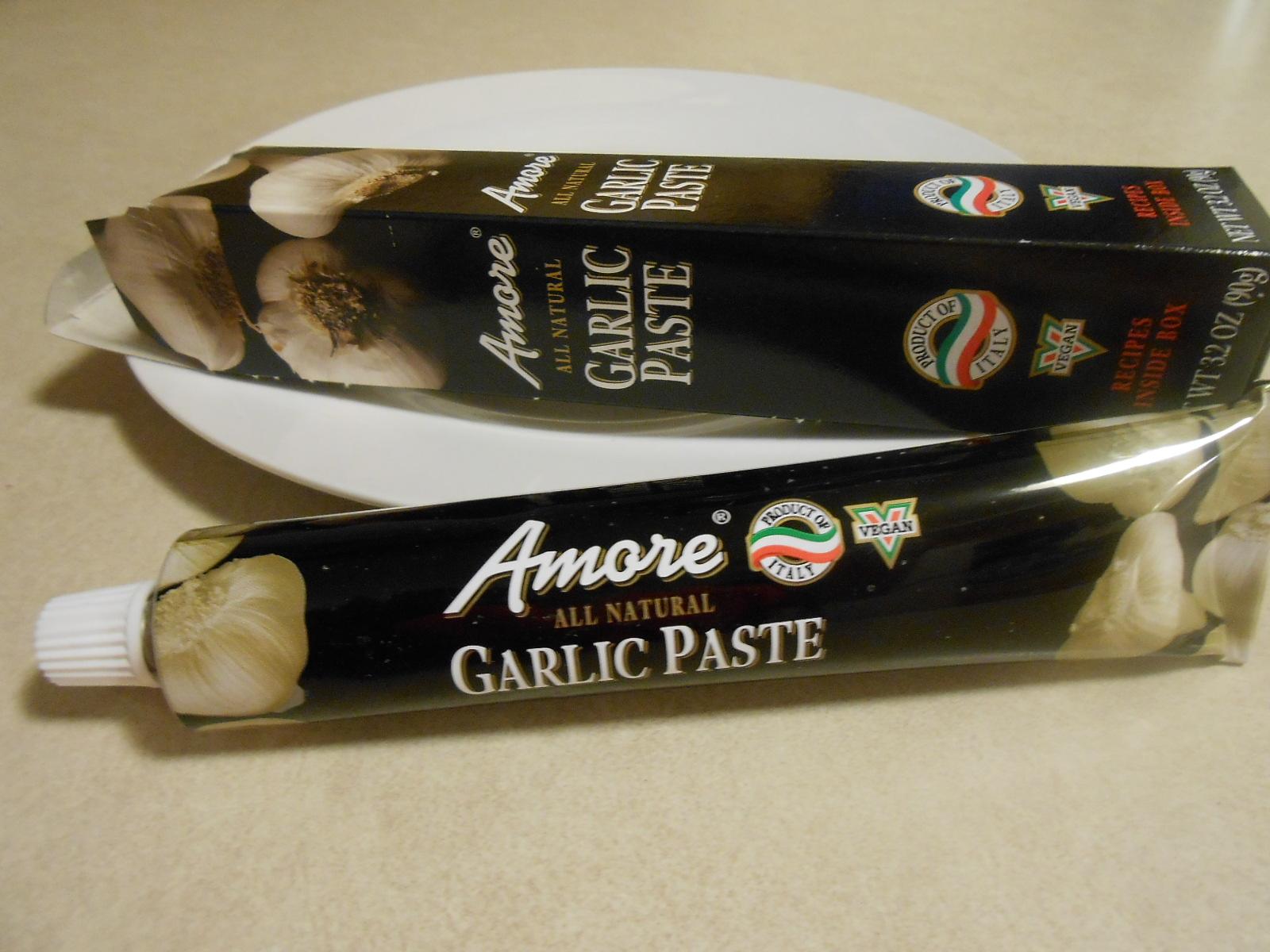 zolearn_Amore Garlic Paste