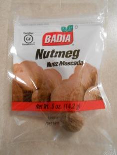 BADIA WHOLE NUTMEG