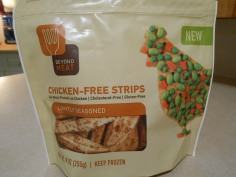 BEYOND MEAT CHICKEN-FREE STRIPS SEASONED