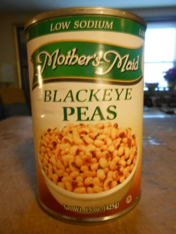 BLACKEYE PEAS MOTHER'S MAID