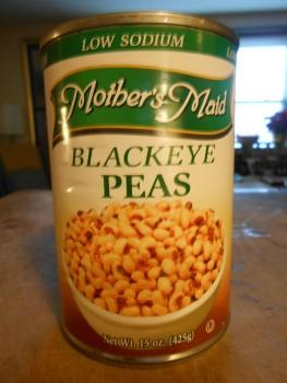 BLACKEYE PEAS MOTHER'S MAID