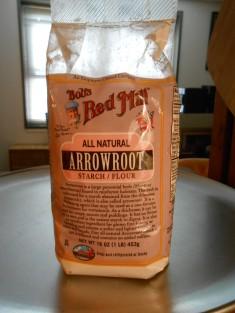 BOB'S RED MILL AROWROOT FLOUR