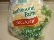 CAULIFLOWER EARTHBOUND FARM ORGANIC