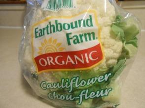 CAULIFLOWER EARTHBOUND FARM ORGANIC
