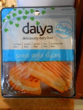 DAIYA SWISS STYLE DAIRY FREE CHEESE