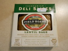 FIELD ROAST LENTIL SAGE VEGETARIAN DELI SLICES