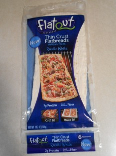 FLAT OUT THIN CRUST FLATBREADS