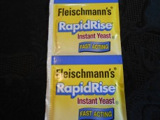 FLEISHMAN'S RAPID RISE YEAST